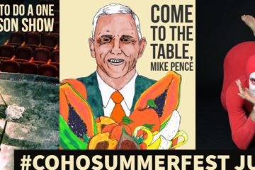 CoHo Summerfest Website Banner